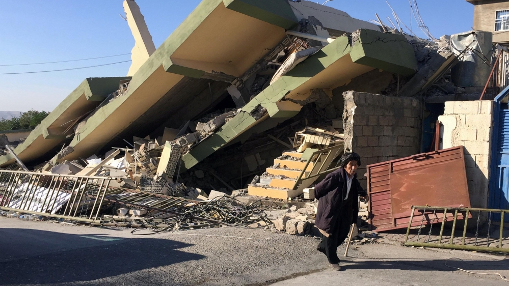 Image result for Earthquake hits Kerman Province in southeast Iran