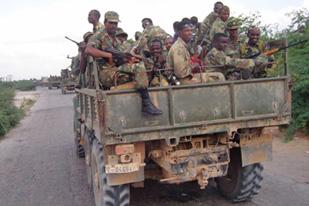 Ethiopian troops enter Somali town   News   Al Jazeera
