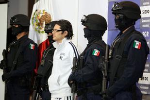 Mexico arrests wanted drug suspect | News | Al Jazeera