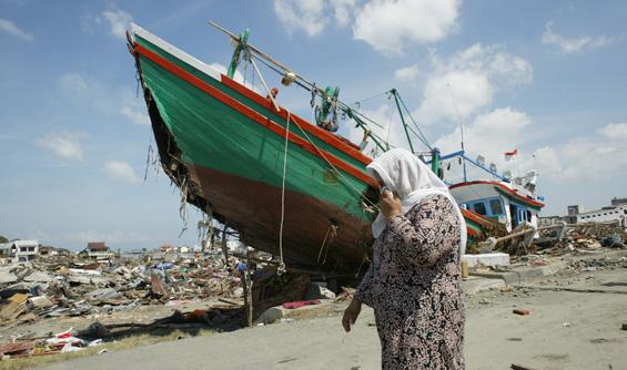 Has left Us aid to asian tsunami valuable