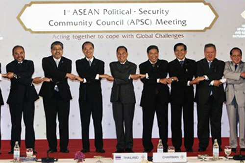restructuring the asean political security community apsc State weakness and political values: ramifications for the asean community and the asean political security community (apsc) - mely caballero-anthony 3.