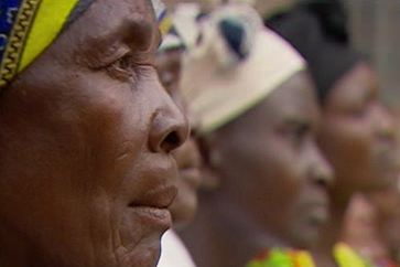 During the war in DR Congo more than 80,000 women and girls were raped