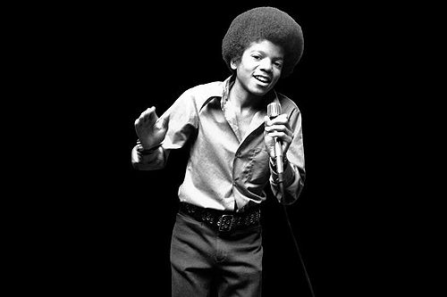 Michael Jackson began his music career at the age of five as the lead singer of the Jackson 5, formed in 1964 [AP]