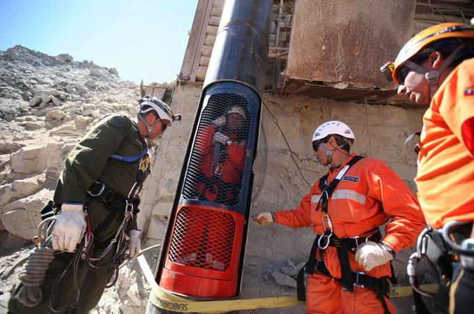 Chile Minenunglück