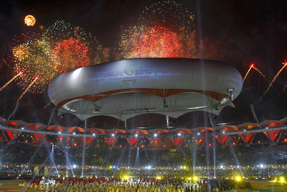 The 2010 Commonwealth Games went off smoothly in New Delhi despite initial concerns over India(***)s ability to host the event [Reuters]