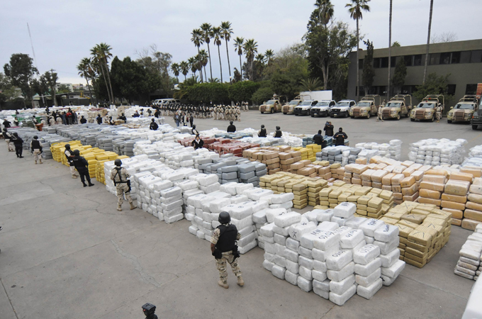 Despite The Deployment Of 50 000 Troops Mexico Seems To Be Losing The War On Drugs Afp