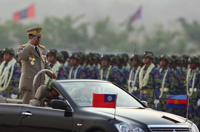 Myanmar hides behind 'democracy' | US & Canada | Al Jazeera