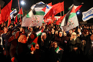 Al Jazeera English - Middle East - Thousands march in Jerusalem rally