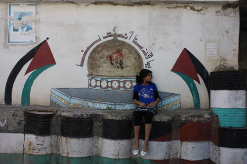 Ain al-Helweh is the largest Palestinian refugee camp in Lebanon with over 70,000 Palestinians