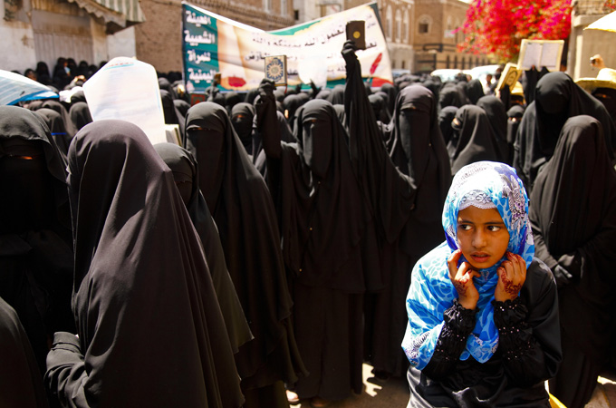 sallys story - Yemen Mariage Forc