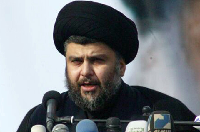Muqtada al-Sadr Moqtada alSadr returns to Iran Al Jazeera English