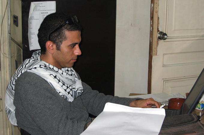 interview with hossam el hamalawy us canada al jazeera