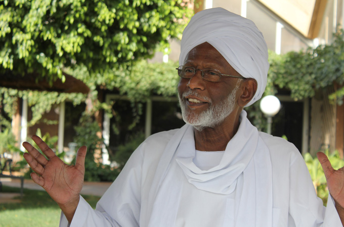Founder of Popular Congress Party played a key role in the 1989 coup that brought President Omar al-Bashir to power.