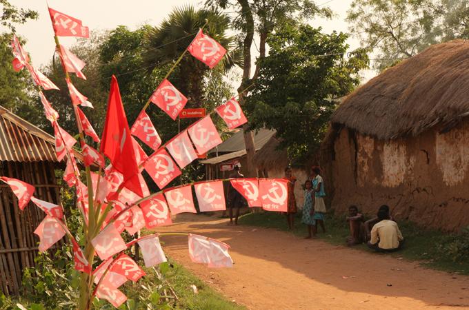 Naxalite–Maoist insurgency