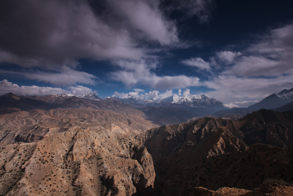 Upper Mustang, in Nepal(***)s Himalayas, is one of the most remote places on earth [Al Jazeera]