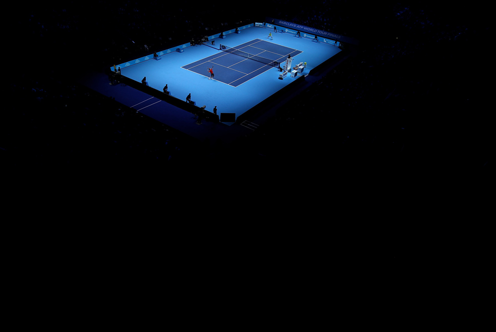 The season comes to a close at the O2 Arena in London as the top eight players in the world battle for the ATP World Tour Finals trophy. The tournament, previously called the Tennis Masters Cup, has been held at London(***)s O2 Arena since 2009. Former world number ones Pete Sampras, Ivan Lendl and Roger Federer hold the record for the most titles, each with five [GALLO/GETTY]