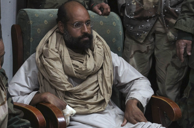 Human rights groups have raised concerns that Saif al-Islam could face the death penalty if tried in Libya