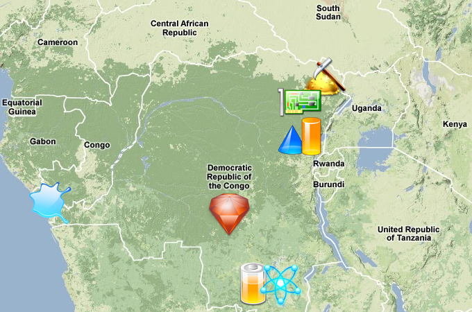 Congo Brazzaville Natural Resources