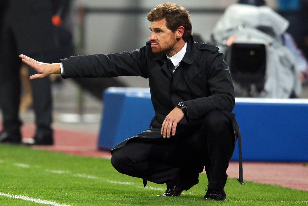 The pressure is on new Chelsea coach Andre Villas-Boas who is leading the Blues(***) worst start to a campaign since Roman Abromovich bought the club eight years ago. After losing to Bayer Leverkusen in the mid-week Champions League clash, Chelsea now need a win against Valencia to go through to the knock-out stages [GALLO/GETTY ]