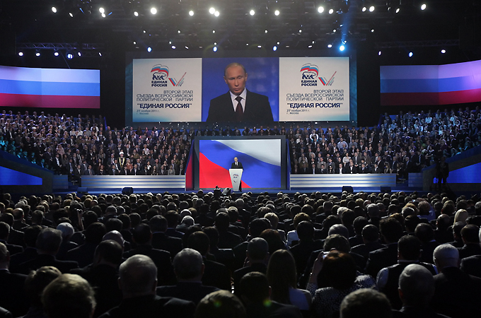 Epa Stands For >> United Russia's not-so-clean campaign | Russia | Al Jazeera