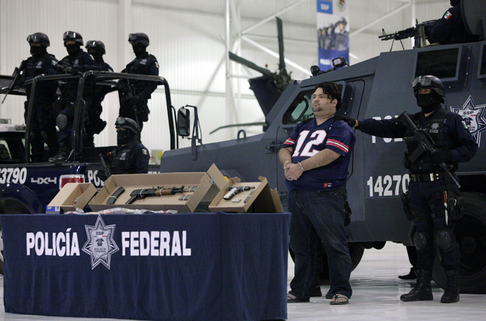 Mexico arrests 'Barredora drug cartel leader' | Mexico News | Al Jazeera