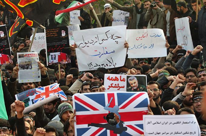 Iran Vs Uk History Of A Media War Al Jazeera
