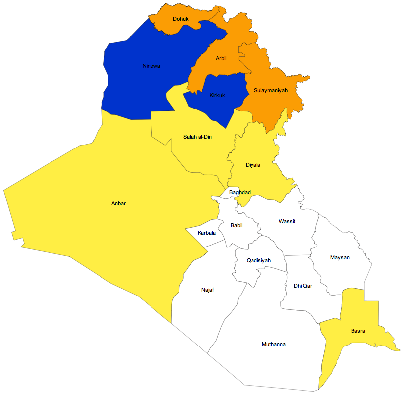 sunni and shia map with 201112161177518162 on Pakistan S Shia Muslims Lash Out After Bombing Kills 81 1 together with On Saudi Arabias Eastern Province together with File 2014 Iraqi election map likewise Maps Hist besides New Clashes In Saudi Threatens Us Oil Supply.