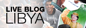 Click here for today's Libya live blog