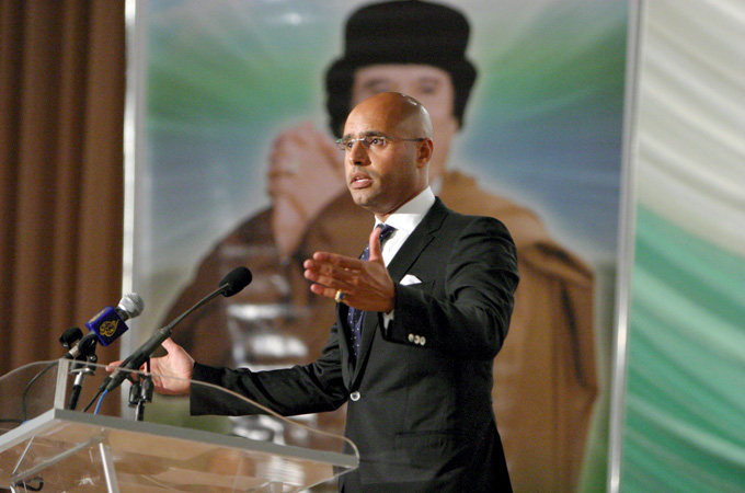 Libya wants to try Saif al-Islam in a domestic court, where he would face the death penalty if found guilty