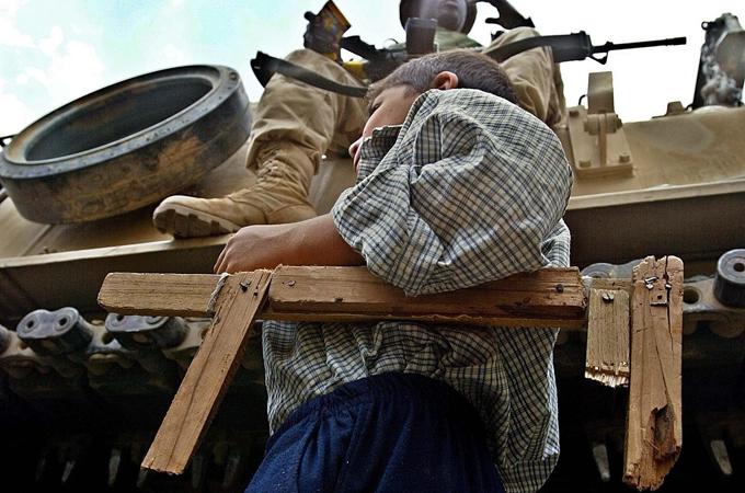 The rising cost of toy guns in Iraq | Iraq | Al Jazeera