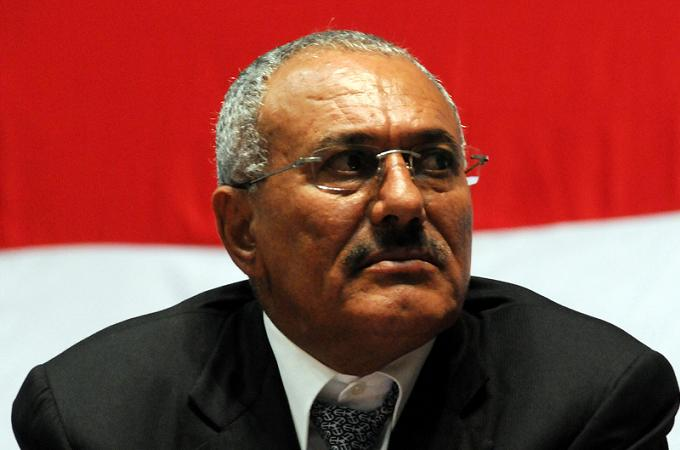 On 7 November 2014, the United Nations Security Council imposed targeted sanctions on the former President of Yemen, Ali Abdullah Saleh, and two senior ... - 2011228124855731811_20