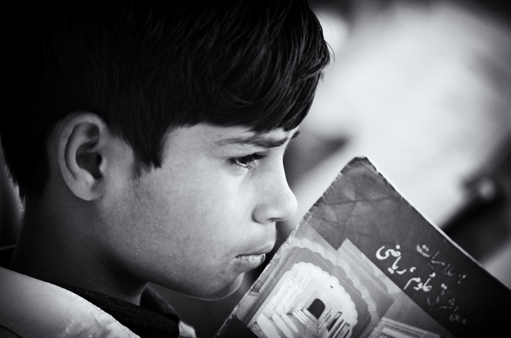 According to the Emergency Education Pakistan report produced by the Pakistan Education Task Force, 30,000 school buildings in Pakistan are in such a poor state that they pose a threat to the wellbeing of the children being taught in them [Credit: Fayyaz Ahmed of Pakistan Education Task Force]