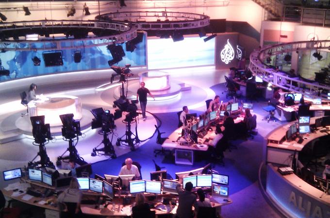 al jazeera english named channel of the year