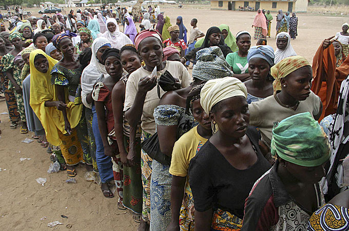 voting behaviour in nigeria Election and electoral process: (a case study of secret ballot system in nigeria) election and electoral process: (a case study of secret ballot system in nigeria) elections are means of making political choice by voting.