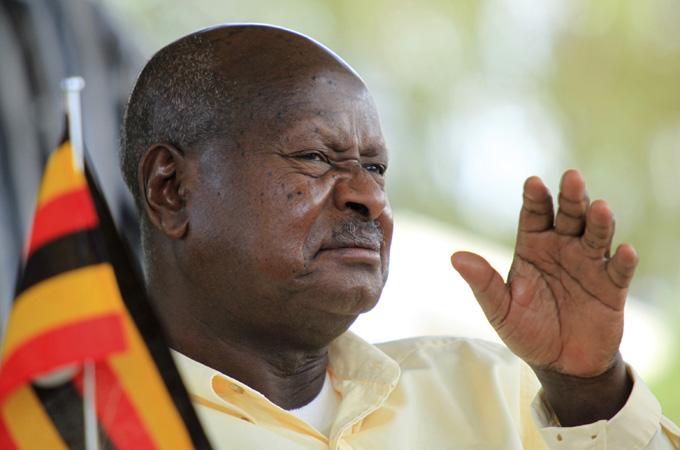 """Madaxwaynaha Uganda """"Wadamada Qaaradda Afrika Waxaan u Sheegayaa in ay ka  Baxaan Maxkamadda ICC, Waa Qalab Loo Adeegsanayo Madaxda Afrikaanka ah"""""""