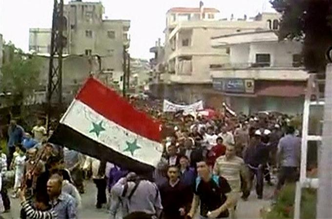 Syria death toll 'surpasses 1,000'