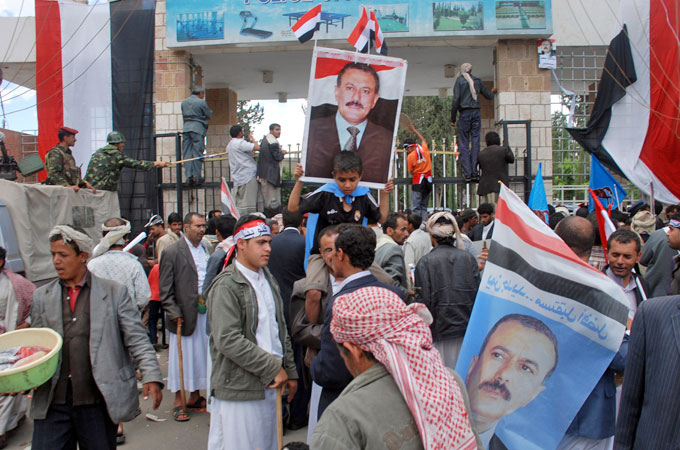 Yemen transition deal collapses