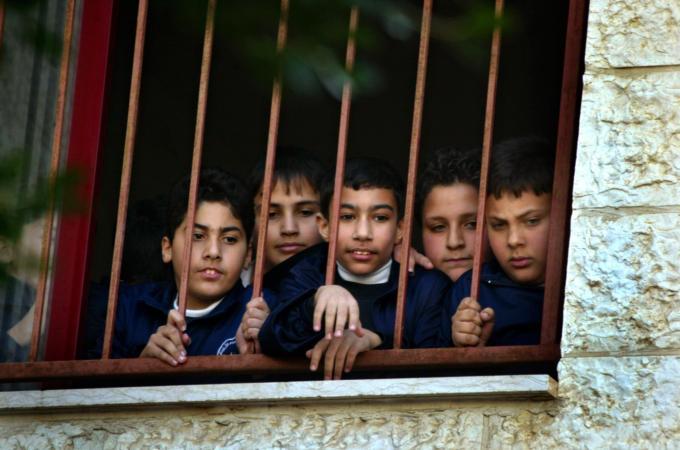 Image result for israelis attack children