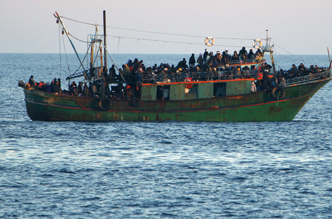 Death toll from Tunisia migrant shipwreck rises to 54 thumbnail