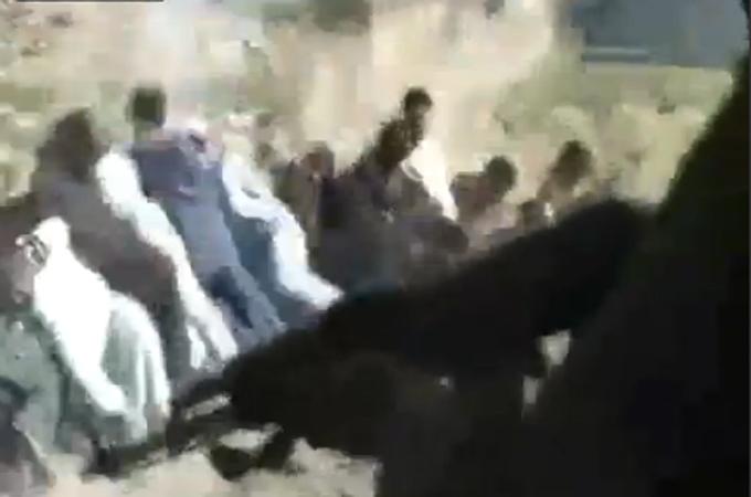Video of Taliban 'executing Pakistan police' | News | Al Jazeera