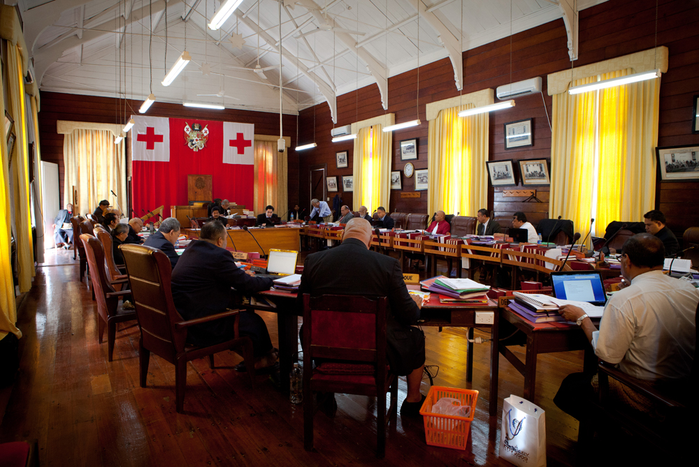 Tonga(***)s government is struggling to pay back $174m in debt, largely accrued through foreign loans