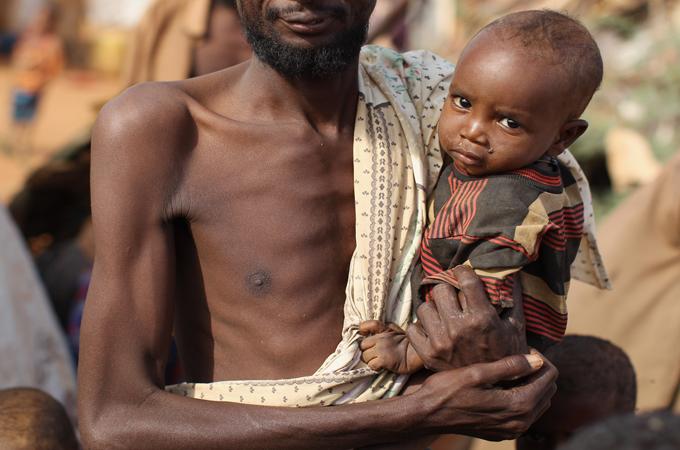 Famine in Africa??????????