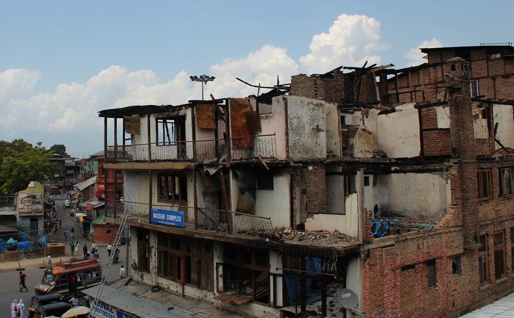 Kashmir  A Wounded Paradise