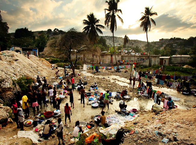 Haiti The Republic Of Ngos Humanitarian Crises Al