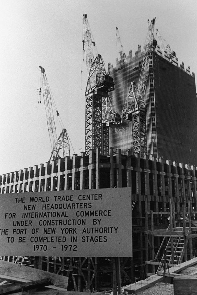 World Trade Center Construction : A history of the world trade center al jazeera
