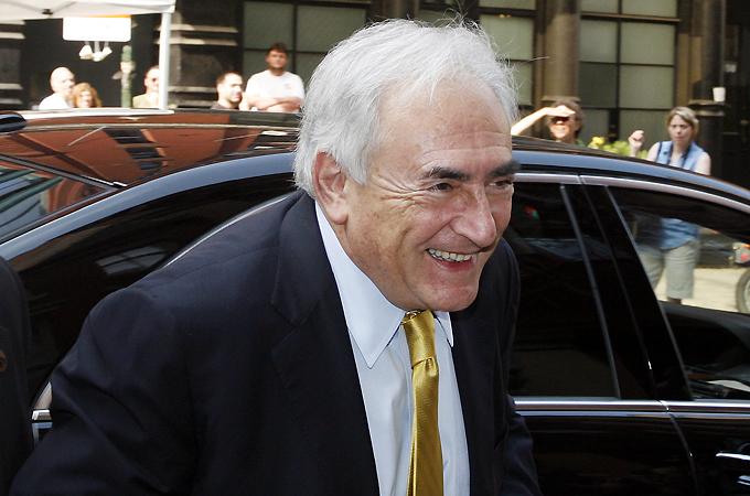 Strauss-Kahn In Probe Over Prostitution Ring