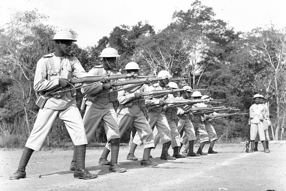 It is one of the forgotten stories of the Second World War - how Britain in its hour of need took almost 100,000 African soldiers to fight in the jungles of Burma against the all-conquering Japanese