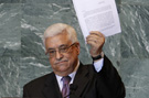 Palestinians submit statehood request to UN