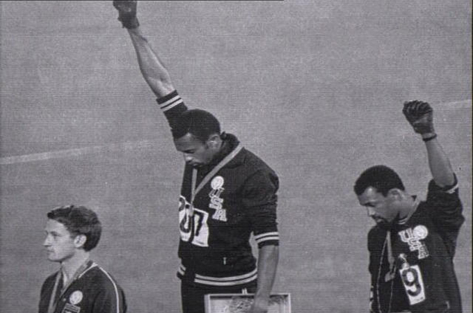Why John Carlos and Tommie Smith still matter | Latin