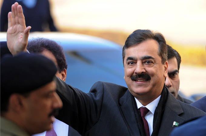 Prime Minister Gilani faces contempt of court proceedings that could see him disqualified from office